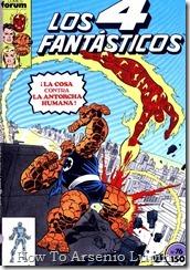 P00077 - Los 4 Fantásticos v1 #76