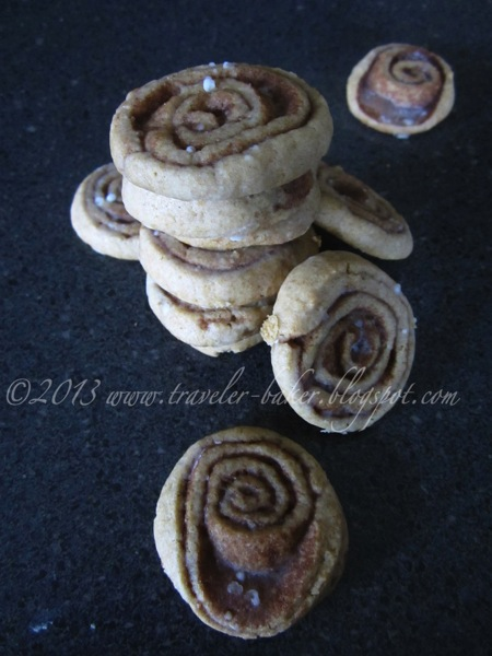 Cinnamon Roll Cookies 8