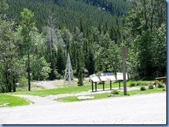 1433 Alberta Akamina Parkway - Waterton Lakes National Park - First Oil Well in Western Canada National Historic Site