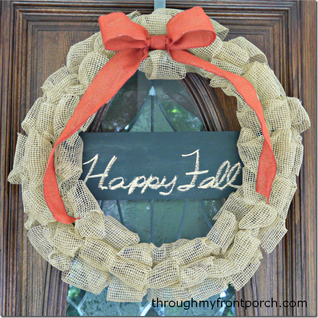 burlap-ribbon-wreath-with-bow