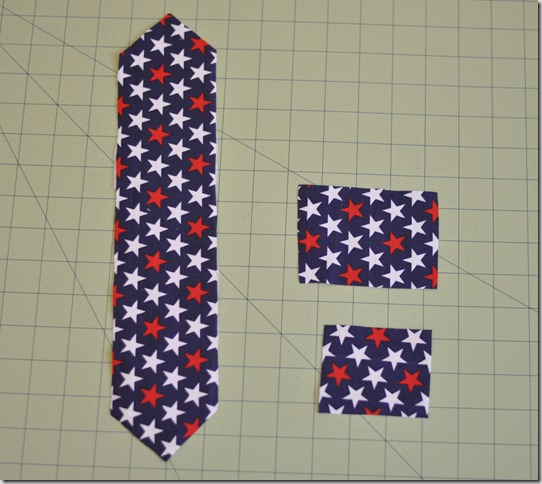 Easy Sew Dog Tie — Decor and the Dog