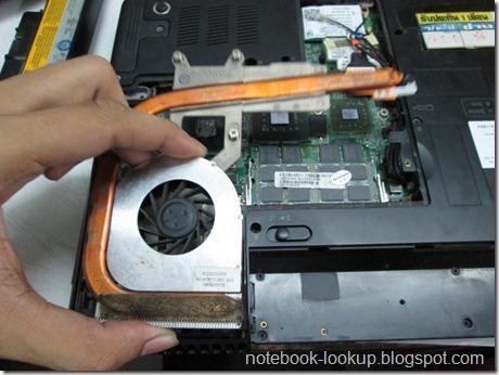 บันทึกช่าง Lenovo Y330 ใช้งานแล้วเครื่องดับเอง