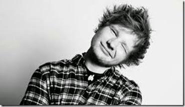 Ed Sheeran en Chile 2015