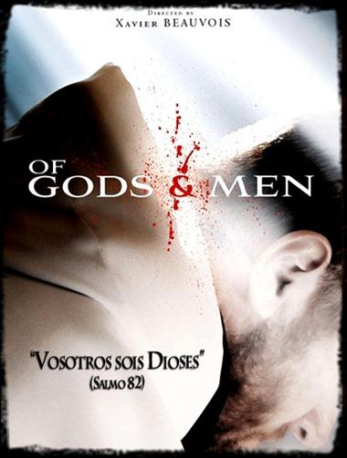 cartel de dioses y hombres