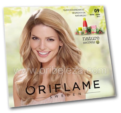 Catálogo 09 de 2011 da Oriflame