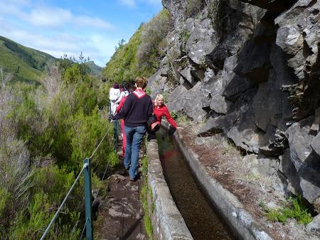 Canale de irigatii Madeira