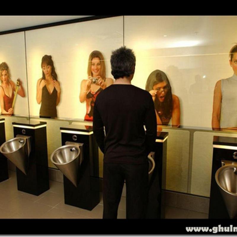 Kenapakah lelaki semakin kerap ke tandas ??