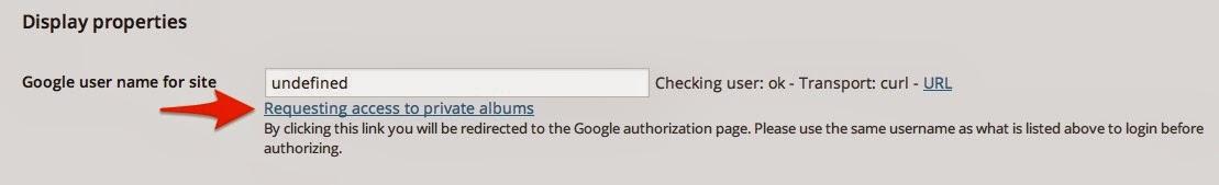 Google+のユーザー認証