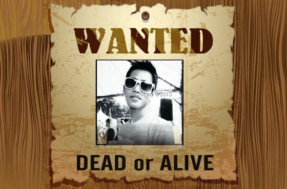gambar wanted