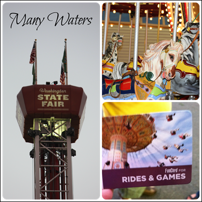 Many Waters WA State Fair Rides