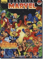 P00028 - Clásicos Marvel nº26 .how