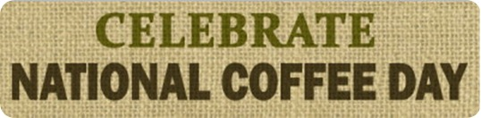 natonal coffee day