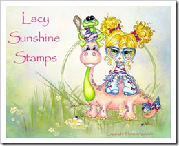 Lacy Sunshine Blinkie Eleanor Dino 2