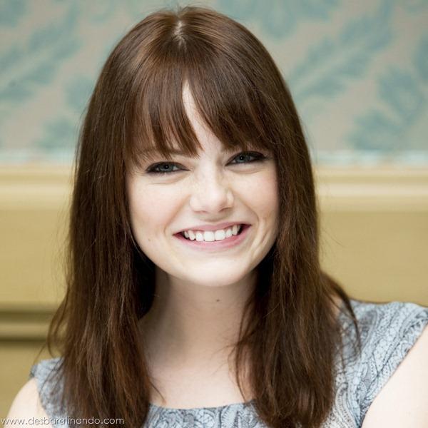 "Emma Stone ""Zombieland"" 080509"