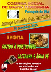 Almoço convívio de S. Martinho (Copy)