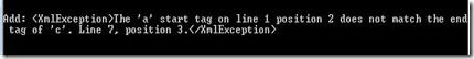 AddInActionException