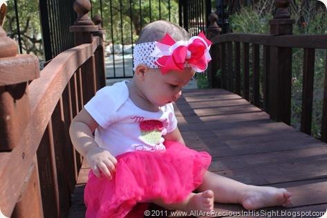 Selah's 1st birthday 036