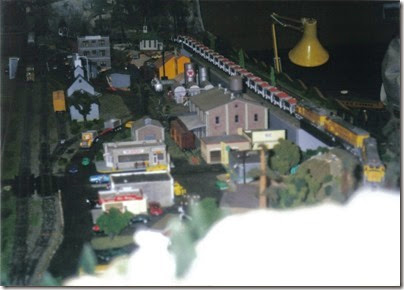 03 LK&R Layout at the Triangle Mall in February 2000