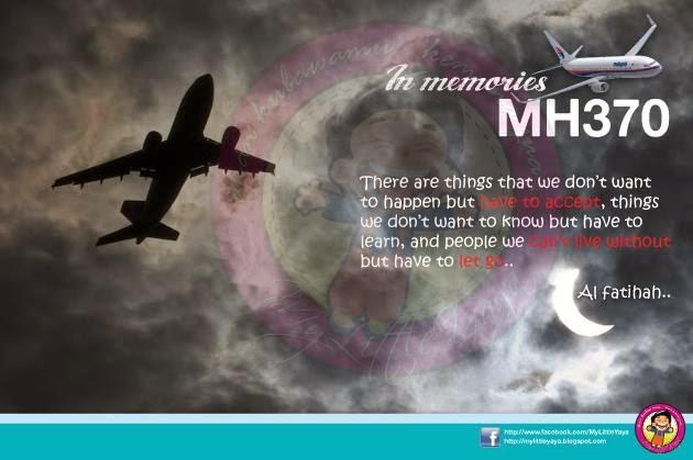 Mengenang MH370