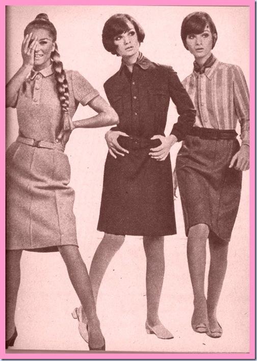 vestuario anos 60 b