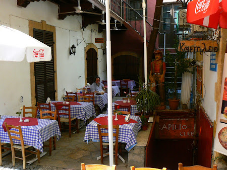 Where to eat in Nicosia: restaurants