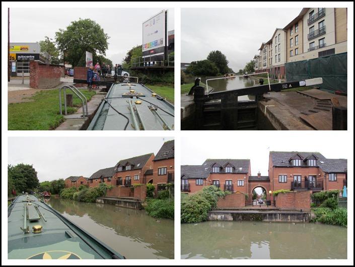 6 Entering Stratford
