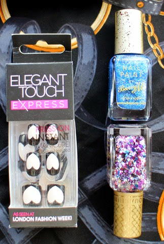 Elegant-Touch-Nails,BarryM-Glitter-Polish