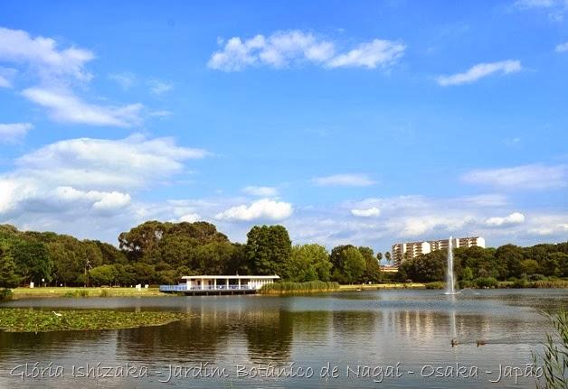 Glória Ishizaka - Jardim Botânico Nagai - Osaka 19