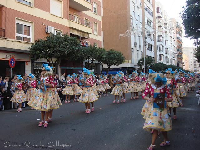Carnaval Badajoz2012 - Desfile de Comparsas (10).JPG