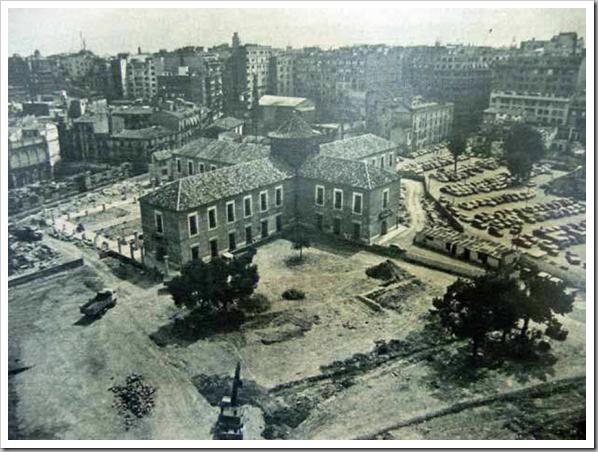 1965 las piedras del viejo hospital