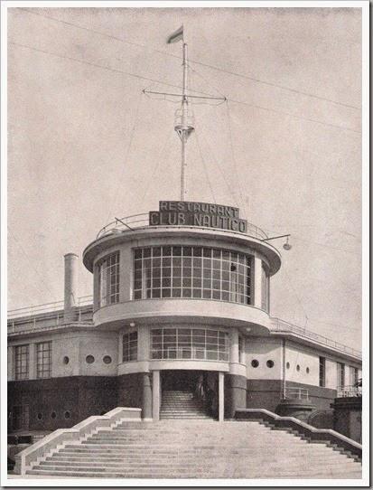 1933 EL CLUB NAUTICO