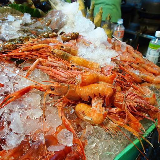 角蝦 @ 龜山島現撈海鮮