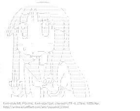[AA]Hinata Yukari (Yuyushiki)