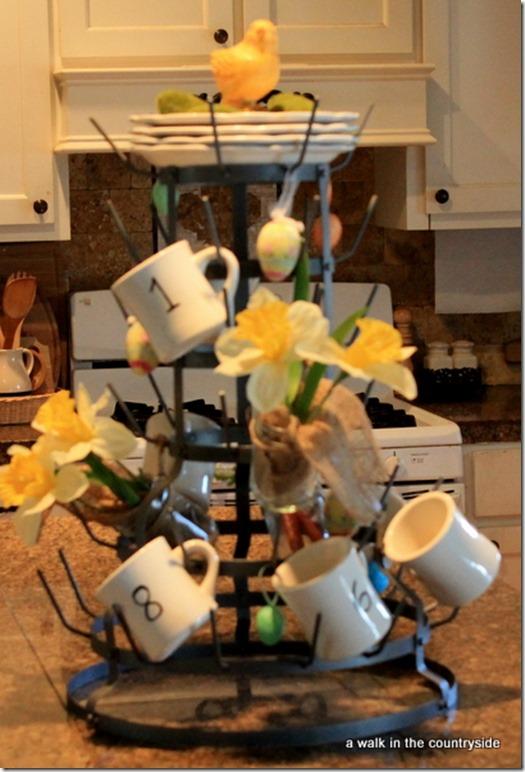 bottle tree for spring