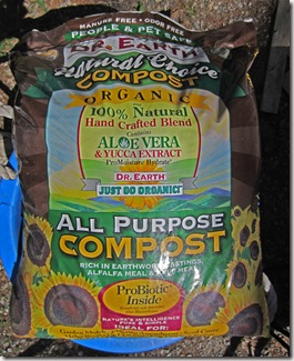 Dr Earth Compost