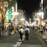 kabukicho streets in Kabukicho, Tokyo, Japan