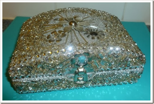 embellished box