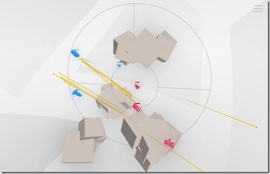 Spatial Three-dimensional space tactics (1)