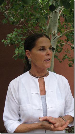 Ali MacGraw Santa Fe