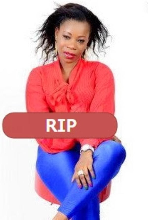 Blooment | Fastest Growing Nigerian Site: Tragic: Nollywood Actress