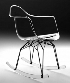 Rocking Chair Design Vesta