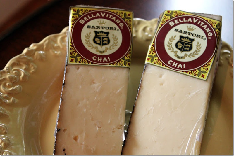 Sartori Chai Cheese