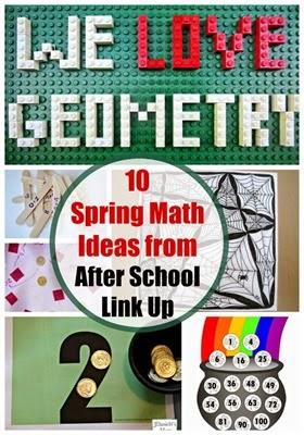 Spring Math Ideas for Elementary School Kids