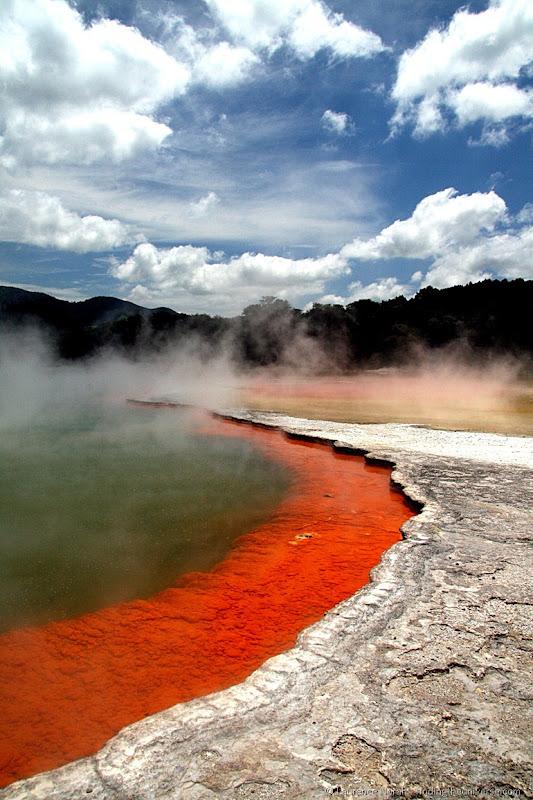 Champagner Pool - Wai-o-tapu Thermal Wonderland - Rotorua 2