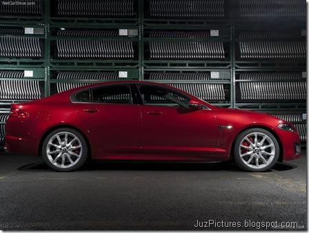 Jaguar XFR4
