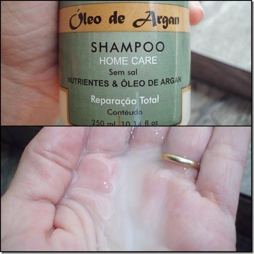 Shampoo Realtrat Argan