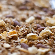 Peach Passion Granola