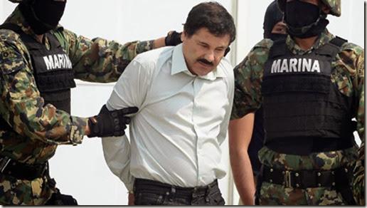 Capos del narcotráfico
