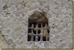 Window ash mark