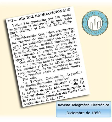 radioaficionado argentino